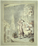 Watching the Comet: 1811
