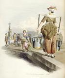 Milk Woman: 1805