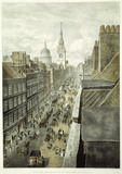 Cheapside: 1823