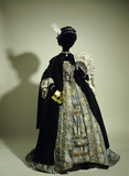 Masquerade costume: 18th century
