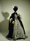 Masquerade costume: 18th century
