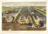 A General Prospect of Vauxhall Gardens shewing at one View the disposition of the whole Gardens: 18th century