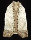 Man's waistcoat: 18th century