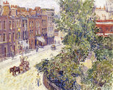 Mornington Crescent: 20th century