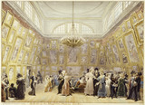 Exhibition at the Royal Academy, London: 1828