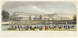 Crystal Palace in Hyde Park: 1850