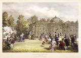 Zoological Gardens, Regents Park: 1835
