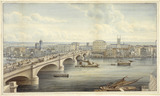 New London Bridge: 1833