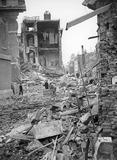 Bomb Damage at Lower Thames Street: 1944