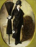 A Funeral Bearer: 19th century