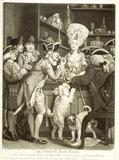 The Pretty Bar Maid: 1770