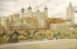 Tower of London: 19th century