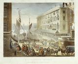 Billingsgate Market: 1808