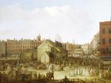 St Bartholomew's Fair, Smithfield: 18th century