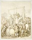 An execution: 1803