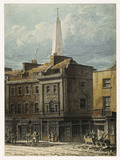The Stone House, Clerkenwell: 1817