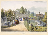 Zoological Gardens, Regent's Park: 1835