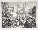 Southwark Fair: 18th century
