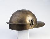 Reproduction of a Roman legionary helmet