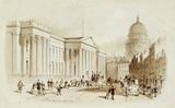 St. Martin's-le-Grand: 19th century