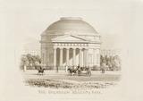 The Colosseum, Cambridge Gate, Regent's Park: 1827