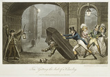 Tom getting the best of a Charley: 1820