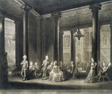 The inside of the Pantheon in Oxford Road: 1772