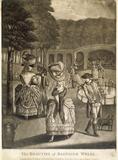 The Beauties of Bagnigge Wells: 1778