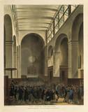 The New Stock Exchange: 19th century