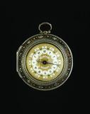Verge watch: 18th century