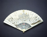 Commemorative fan: 1749