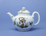 Teapot: 18th century