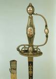 Presentation sword: 18th century
