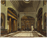 Entrance Hall, Carlton House: 1819