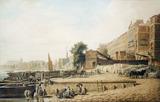 The Adelphi Wharf: 19th century
