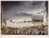 Bartholomew Fair, Smithfield: 1808