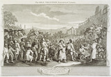 The Idle 'Prentice executed at Tyburn: 1747