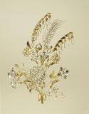 Hair ornament: 19th century