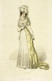 Court Dress: 1821
