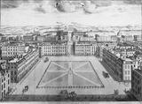 Hanover Square: 1754