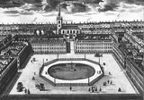 St. James's Square: 18th century