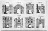 Eight City Gates: 1756