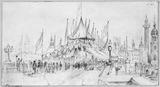 Opening of New London Bridge: 1831