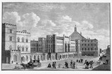 A view of the House of Lords: 1808