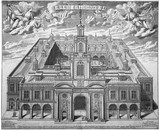 The Royal Exchange of London: 1671