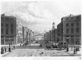 Regent Street, From Piccadilly: 1822