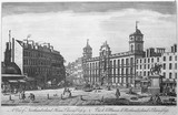 A view of Northumberland house, Charing Cross & c.: 1794