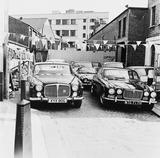 Used Car Lot: 20th century