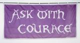 Suffrage banner: 1908