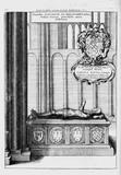Tumulus Iohannis de Bello Campo militis, Ordinis Garterii praenobilis unius fundatorum